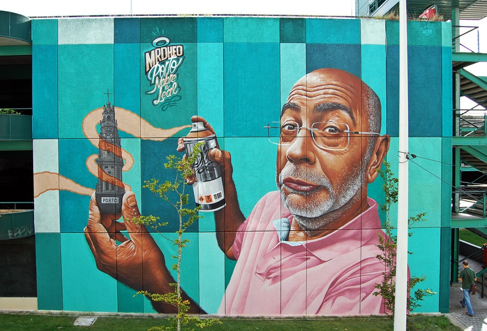 Striking Street Art works from MrDheo 11