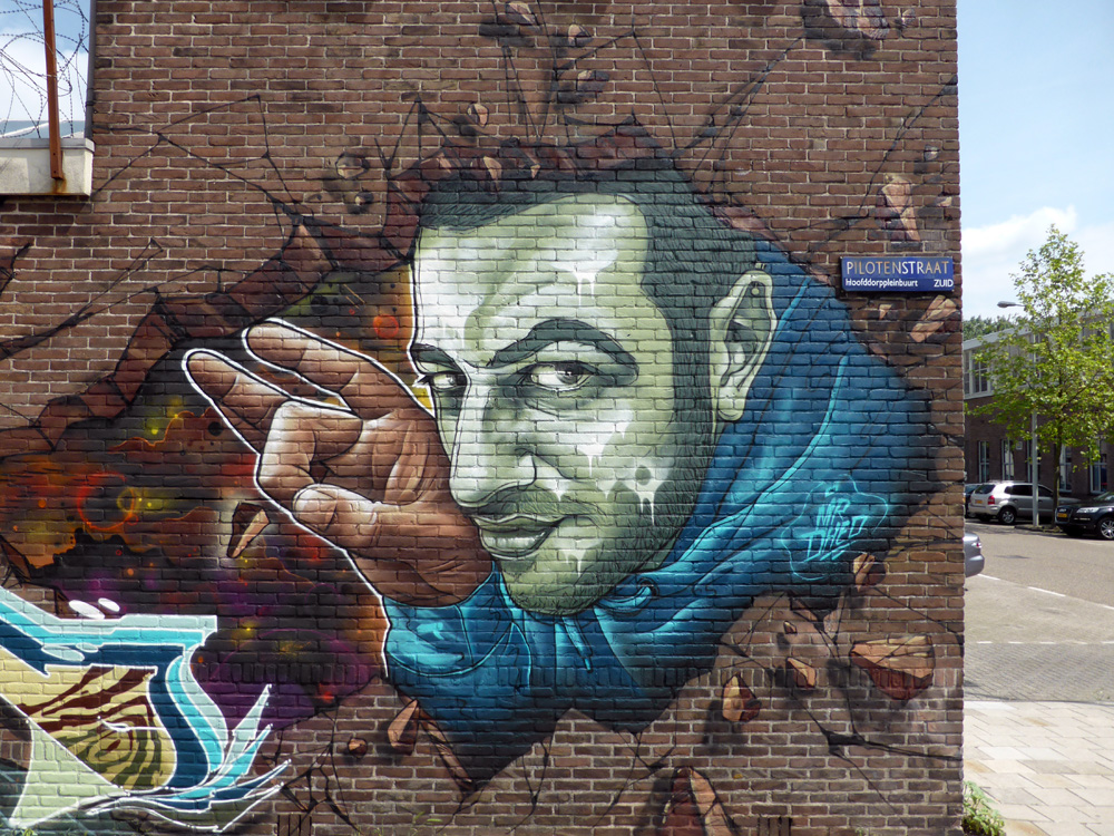Striking Street Art works from MrDheo 13