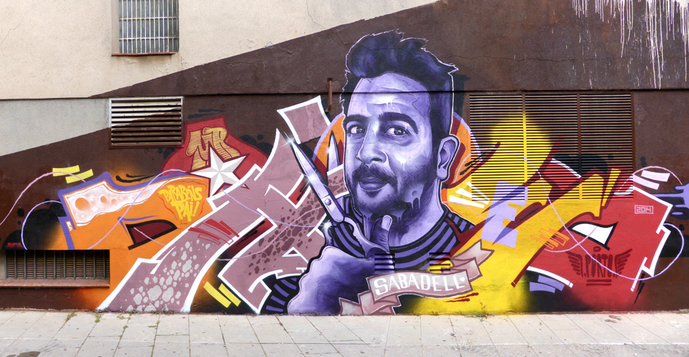 Striking Street Art works from MrDheo 14