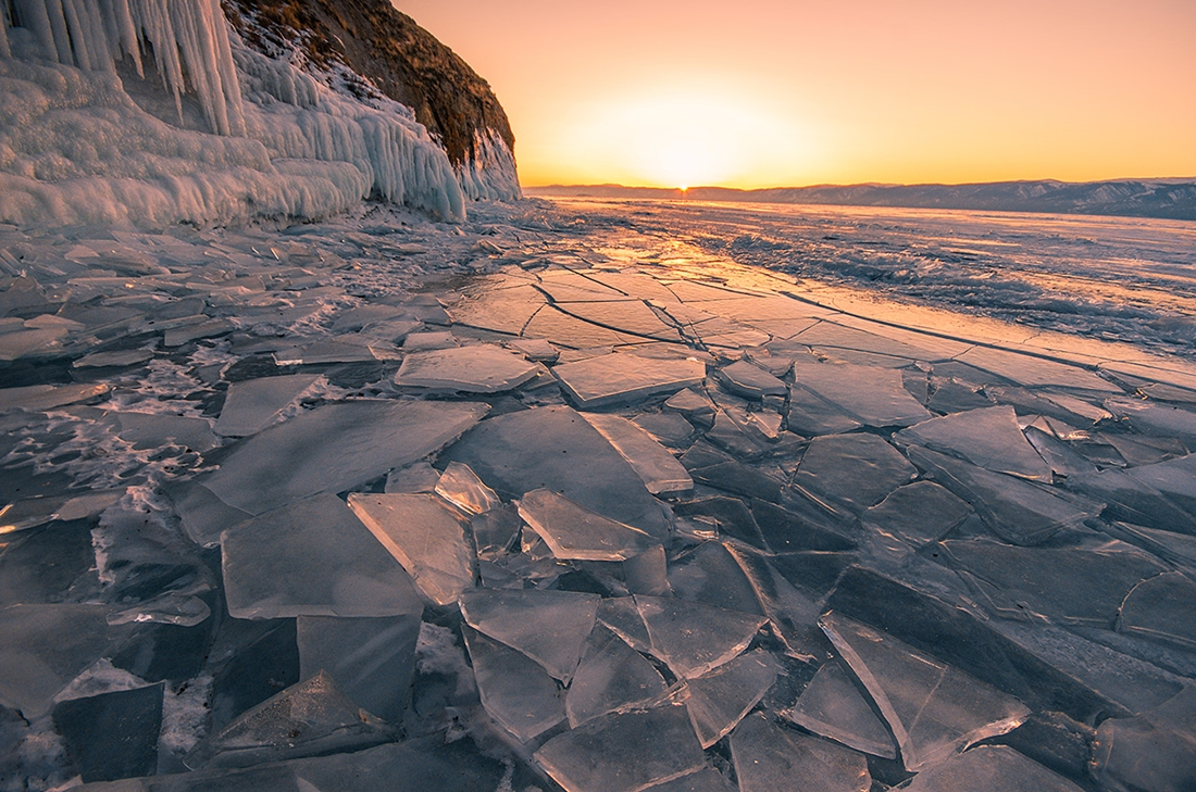 The Beauty Of Lake Baikal 09