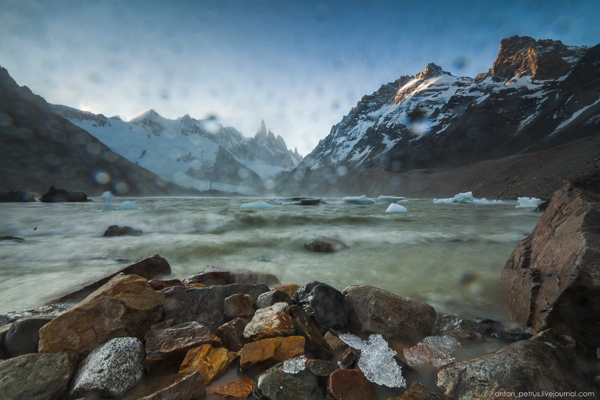 The Cerro Torre. Top-needle 07