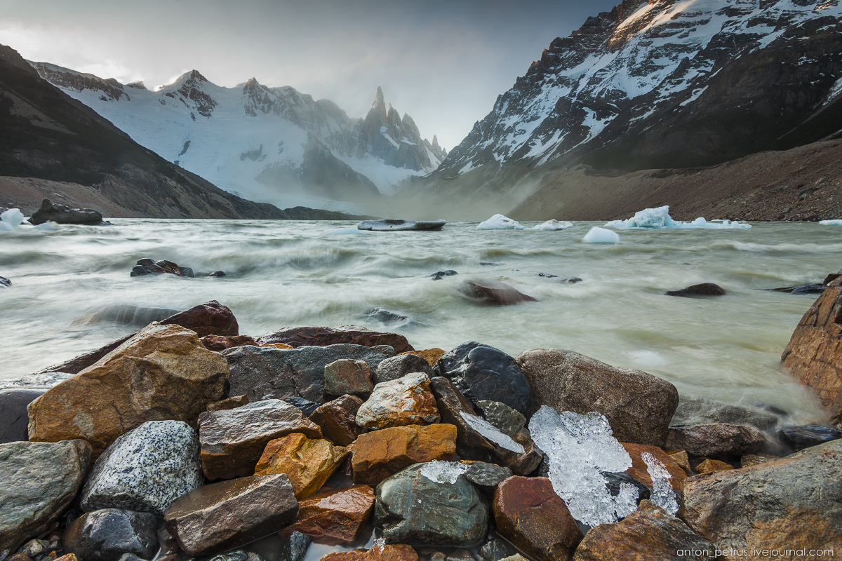 The Cerro Torre. Top-needle 08
