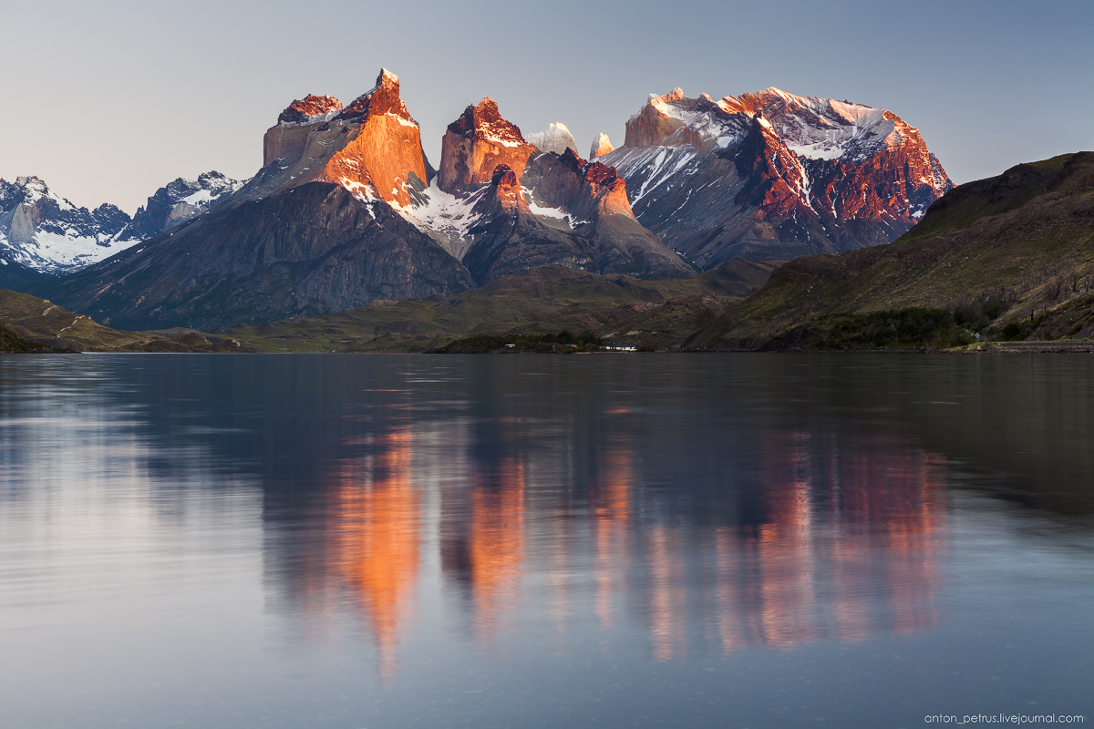 The Chilean Patagonia. Torres del Paine 10
