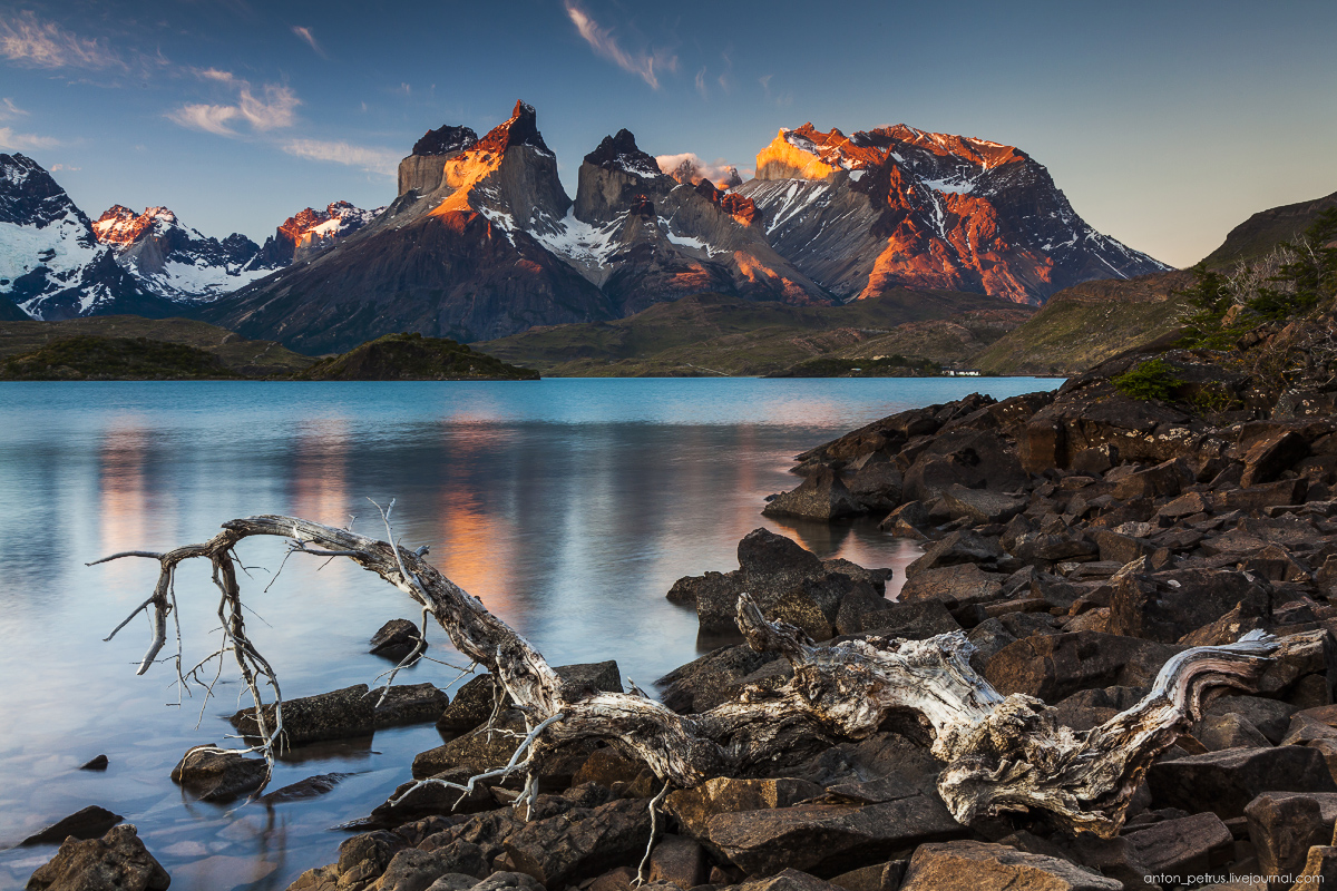 The Chilean Patagonia. Torres del Paine 13