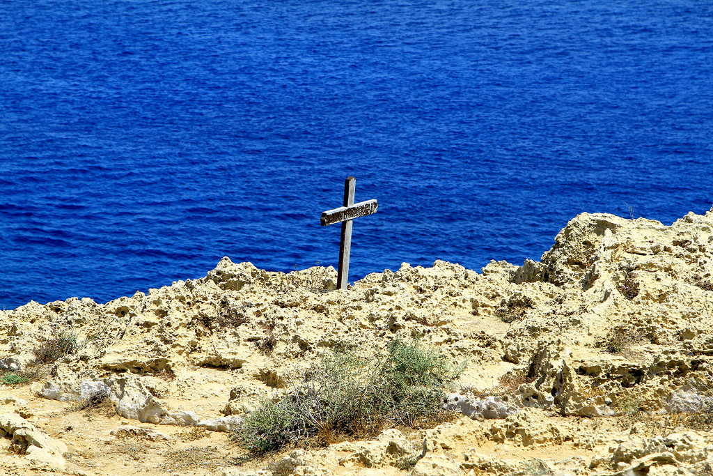 The Church of Agia anargyroi and Konnos beach in Cyprus 04
