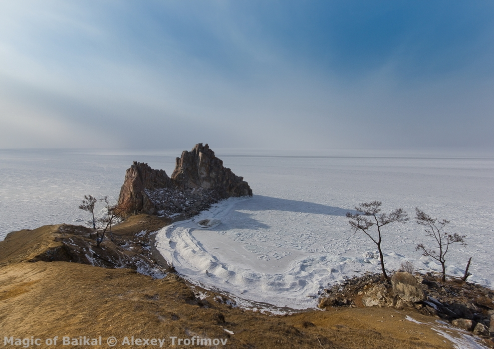 The Magic Of Lake Baikal. Virtual photo exhibition 03