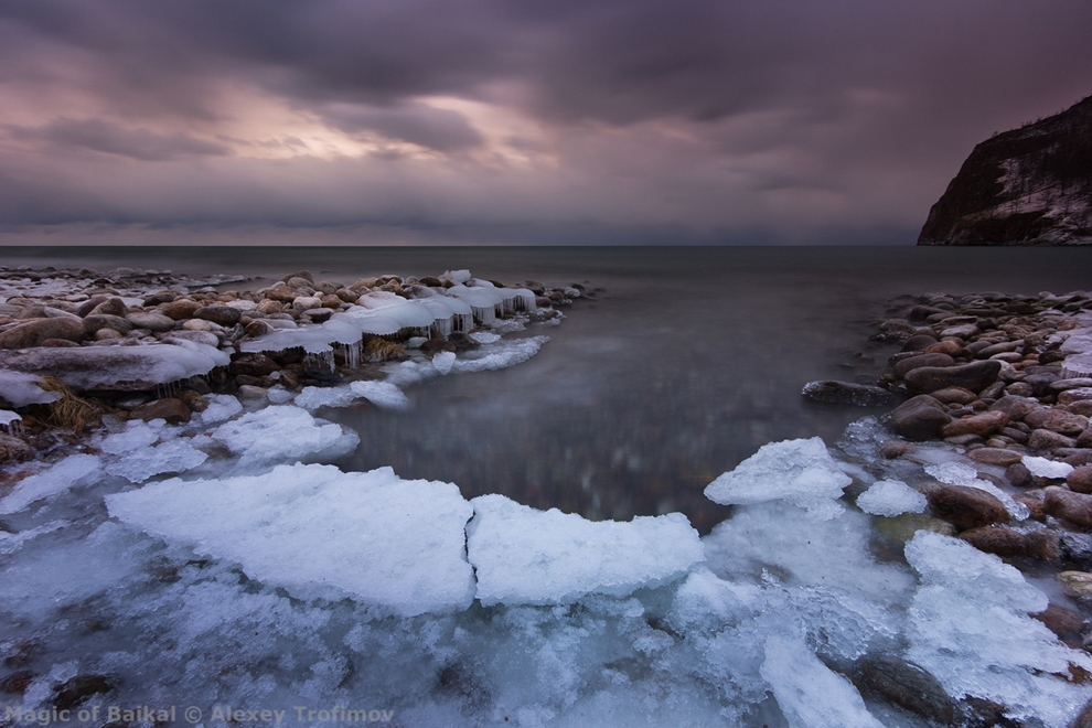 The Magic Of Lake Baikal. Virtual photo exhibition 06