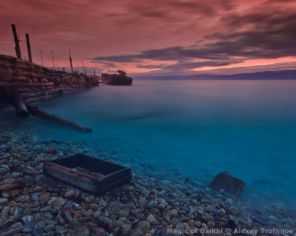 The Magic Of Lake Baikal. Virtual photo exhibition 09