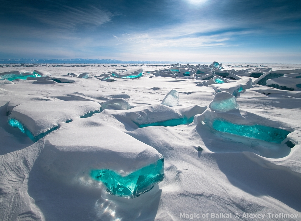 The Magic Of Lake Baikal. Virtual photo exhibition 10