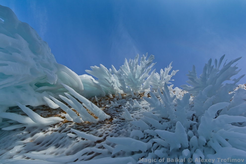 The Magic Of Lake Baikal. Virtual photo exhibition 11