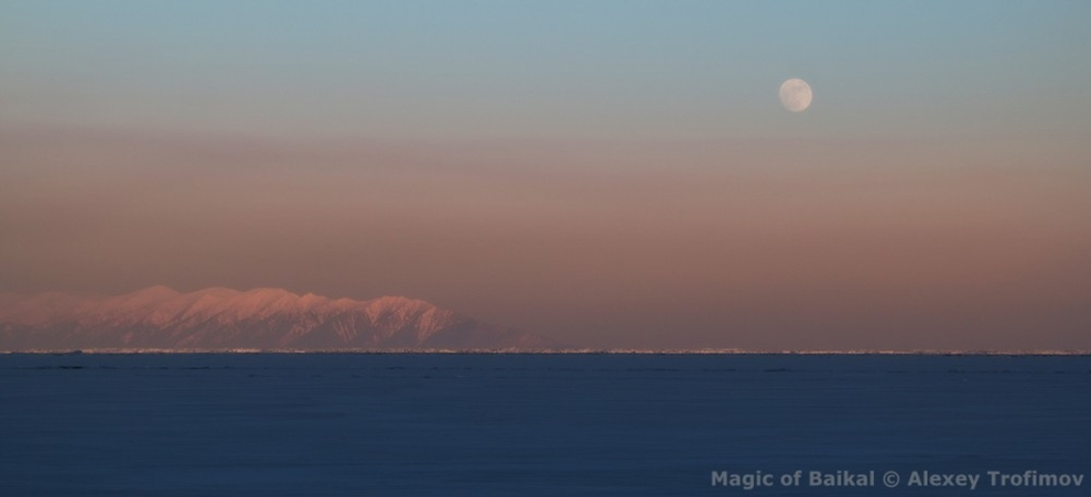 The Magic Of Lake Baikal. Virtual photo exhibition 13