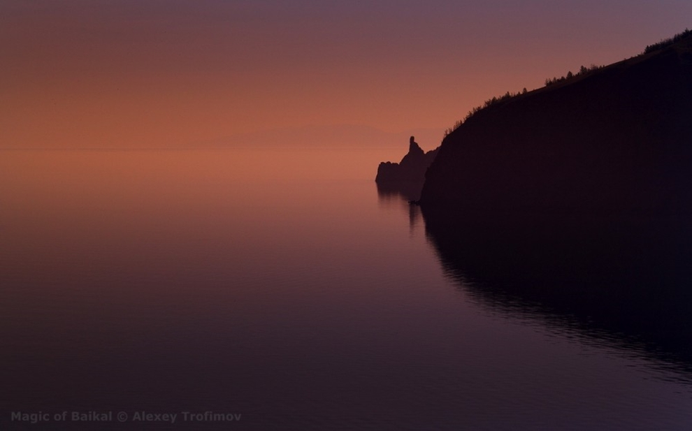 The Magic Of Lake Baikal. Virtual photo exhibition 15