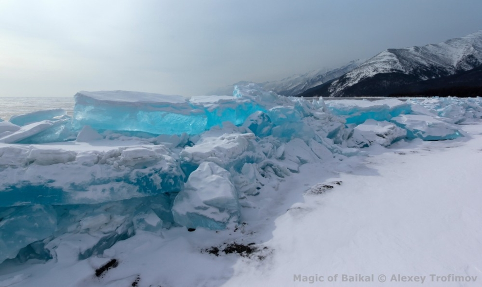 The Magic Of Lake Baikal. Virtual photo exhibition 17