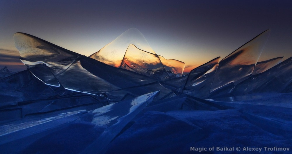The Magic Of Lake Baikal. Virtual photo exhibition 19