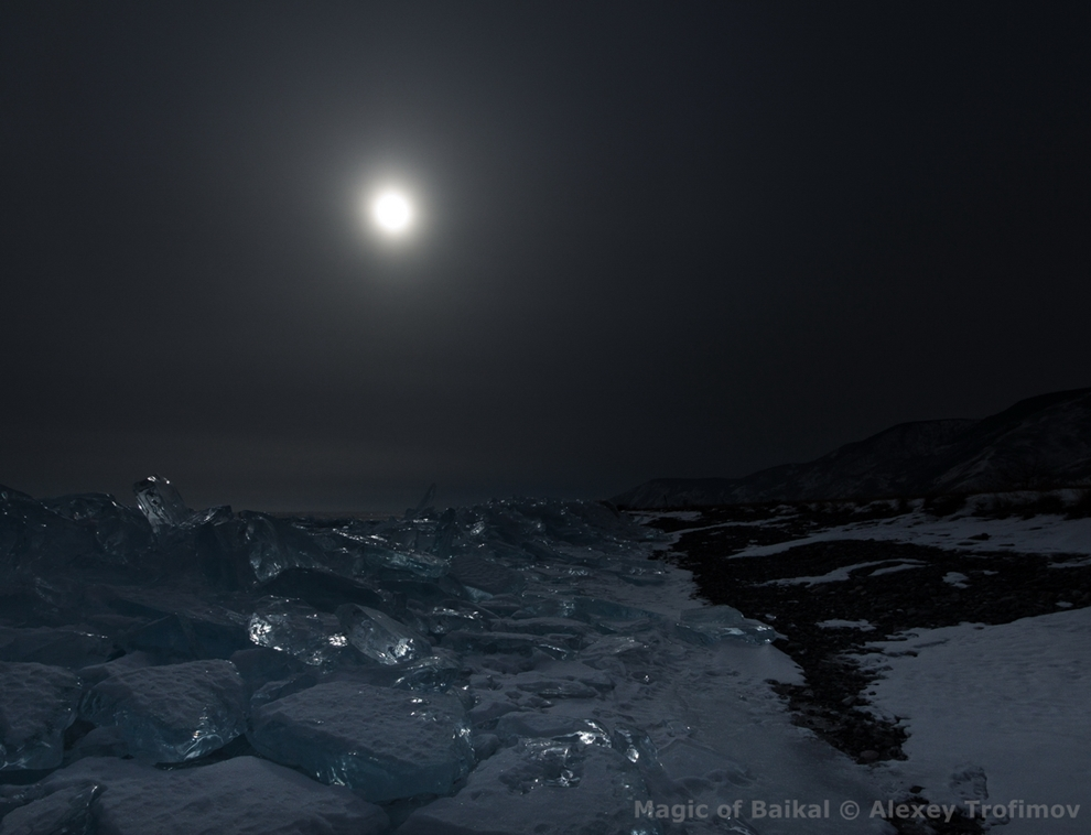 The Magic Of Lake Baikal. Virtual photo exhibition 22
