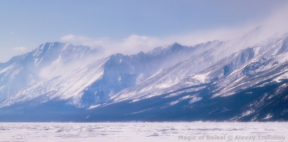 The Magic Of Lake Baikal. Virtual photo exhibition 24