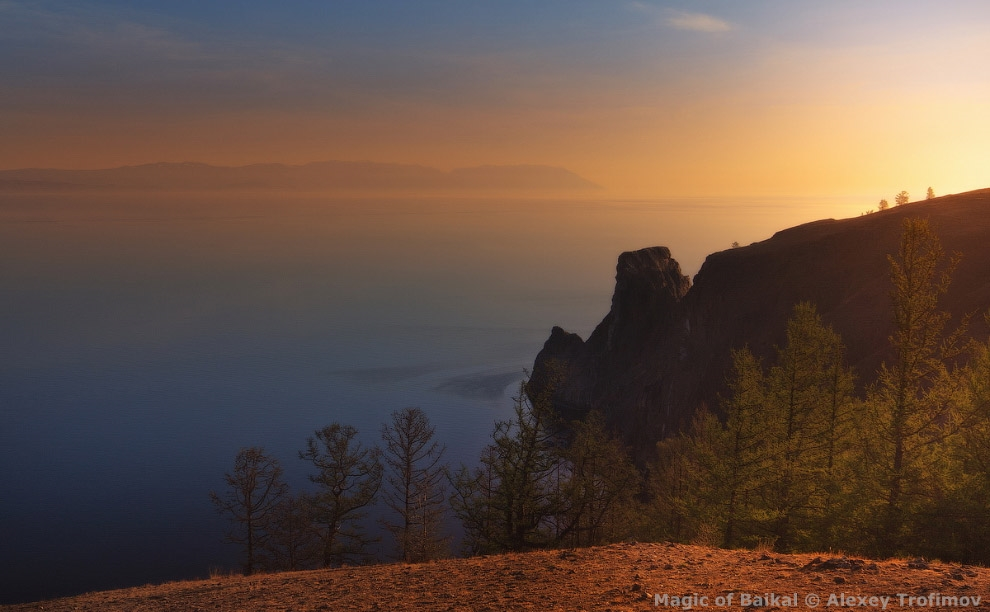 The Magic Of Lake Baikal. Virtual photo exhibition 27