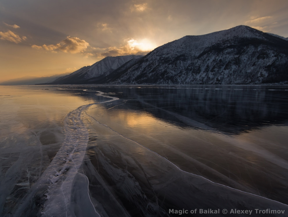 The Magic Of Lake Baikal. Virtual photo exhibition 29