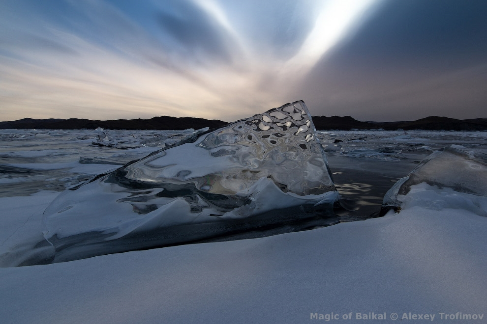 The Magic Of Lake Baikal. Virtual photo exhibition 34