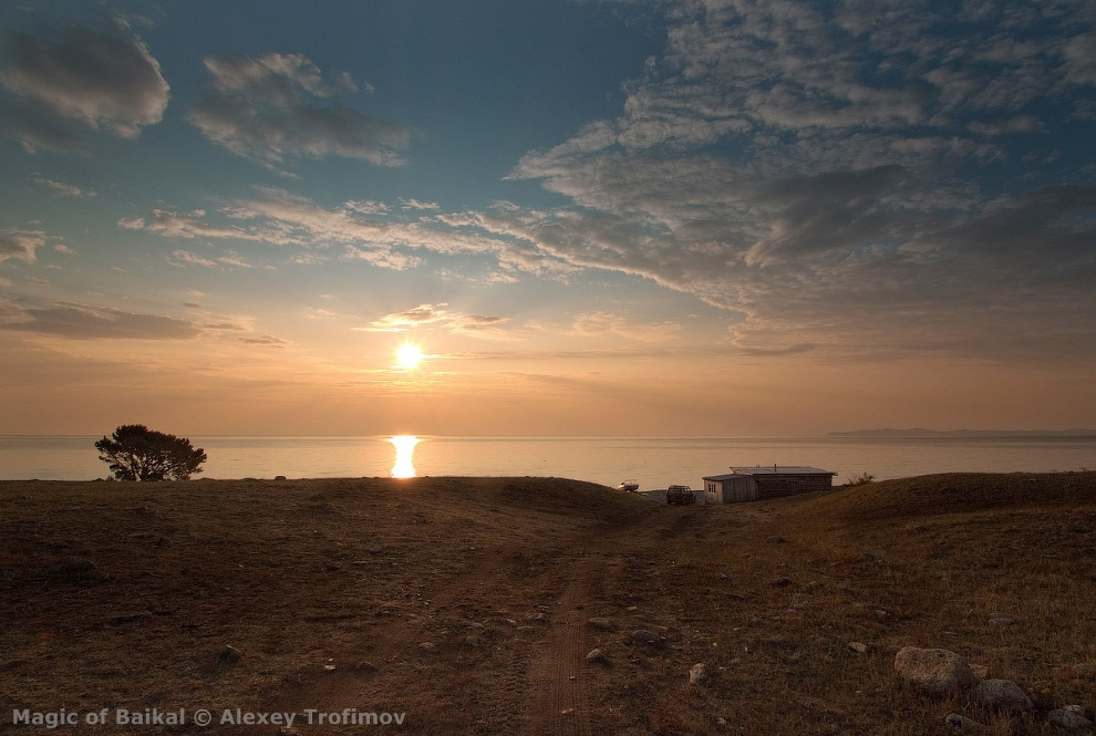 The Magic Of Lake Baikal. Virtual photo exhibition 43