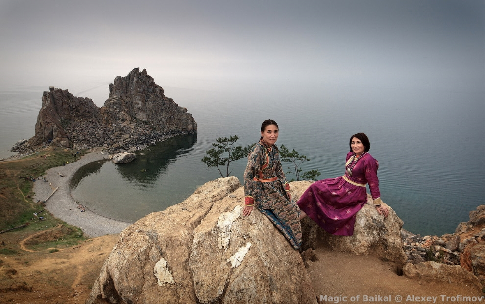The Magic Of Lake Baikal. Virtual photo exhibition 45