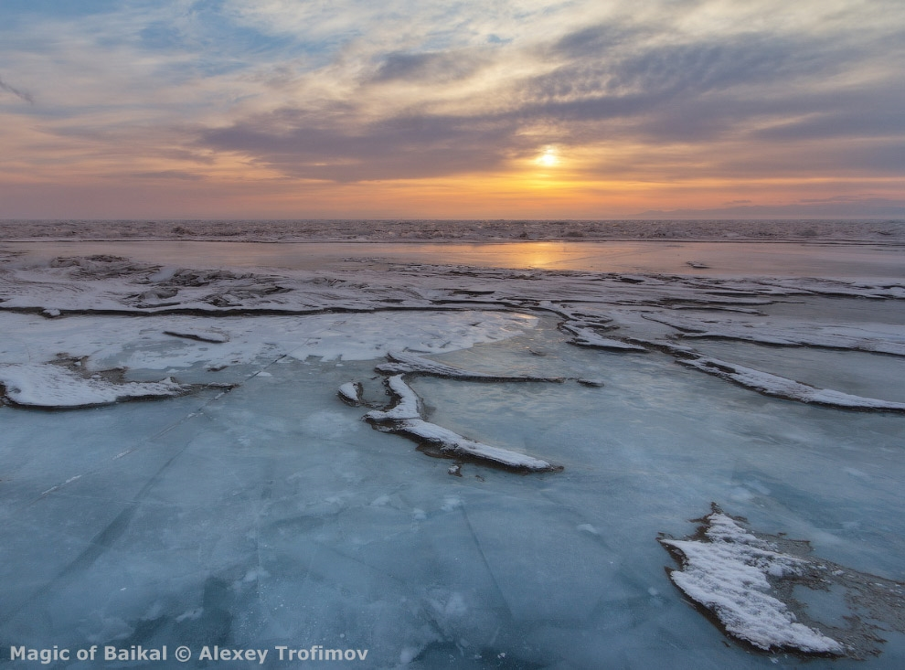The Magic Of Lake Baikal. Virtual photo exhibition 46