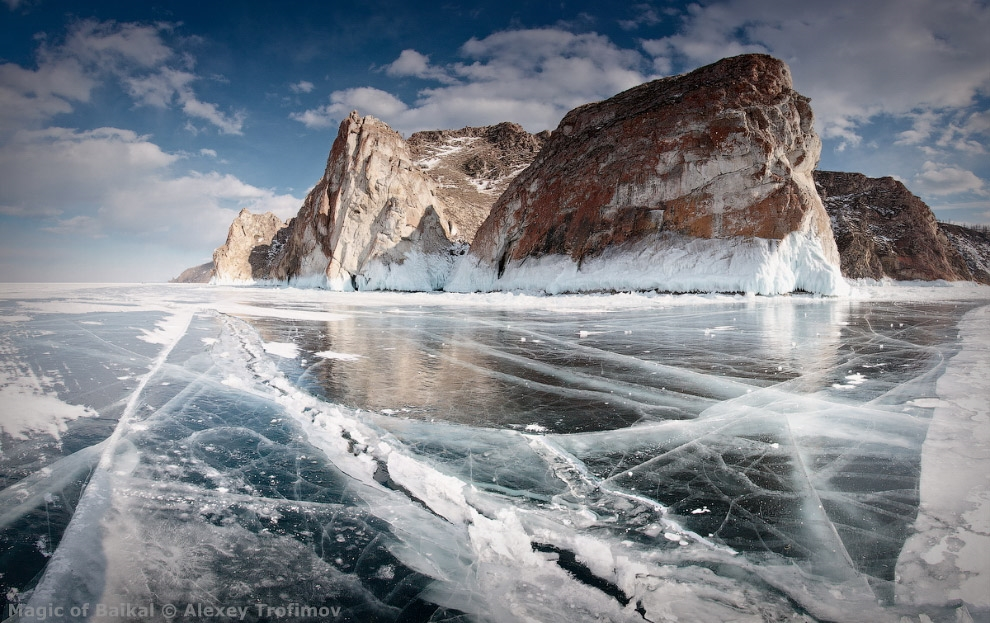 The Magic Of Lake Baikal. Virtual photo exhibition 47