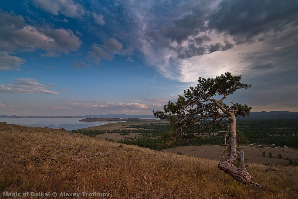 The Magic Of Lake Baikal. Virtual photo exhibition 49