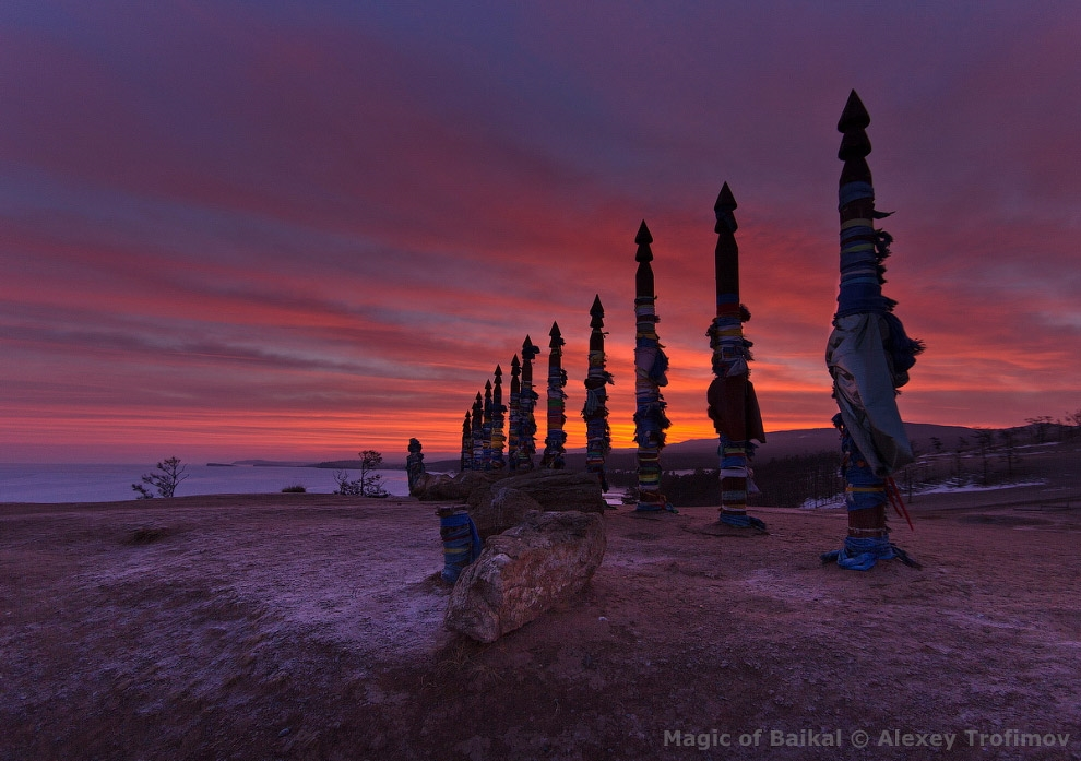 The Magic Of Lake Baikal. Virtual photo exhibition 50