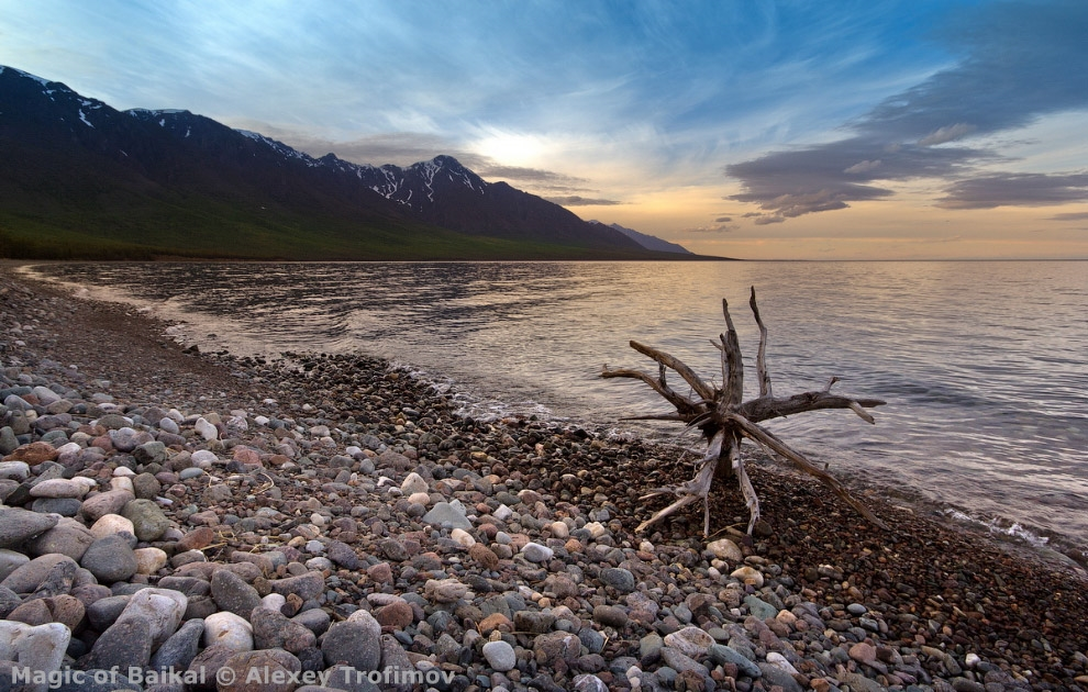 The Magic Of Lake Baikal. Virtual photo exhibition 54