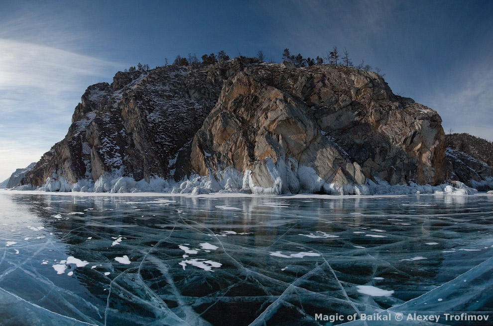 The Magic Of Lake Baikal. Virtual photo exhibition 55
