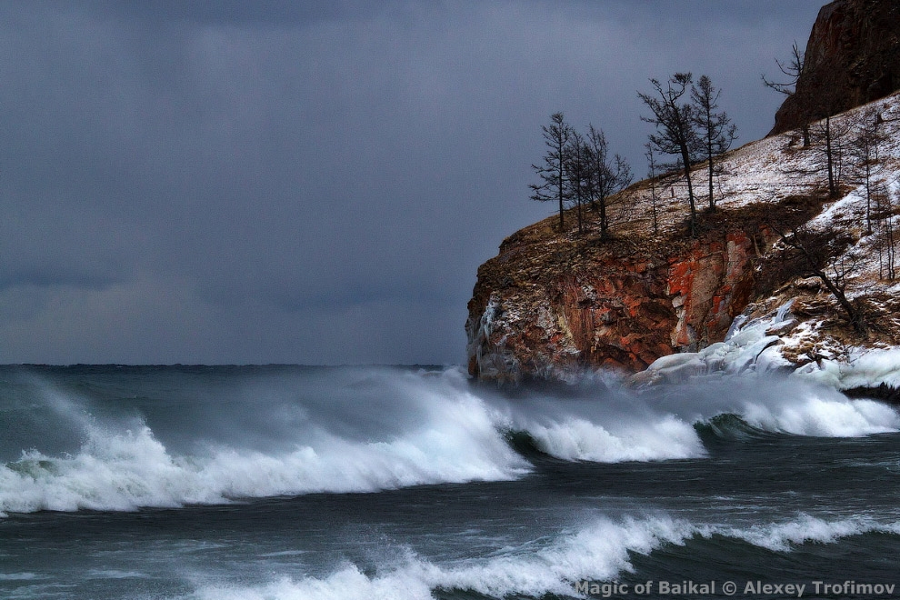 The Magic Of Lake Baikal. Virtual photo exhibition 57