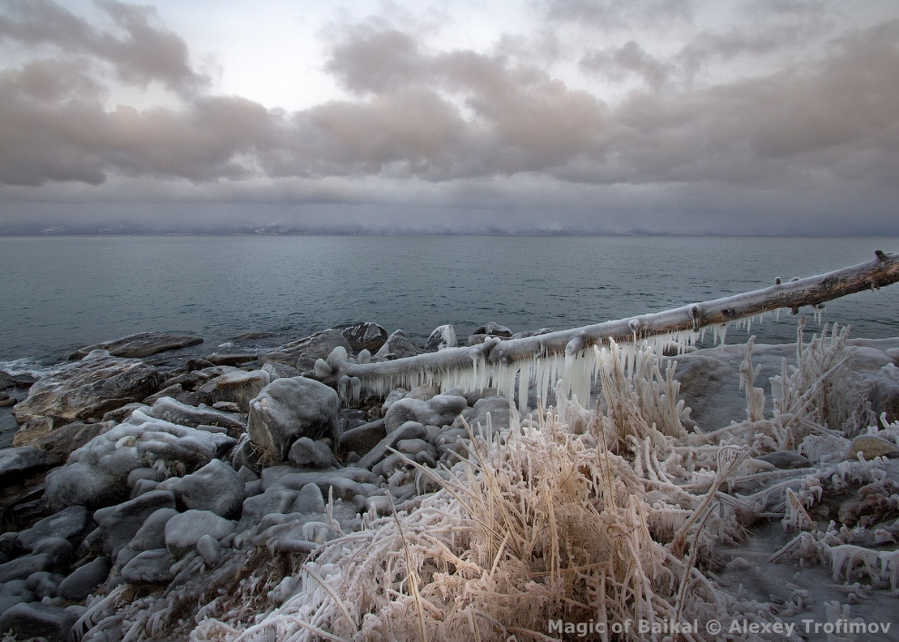 The Magic Of Lake Baikal. Virtual photo exhibition 59