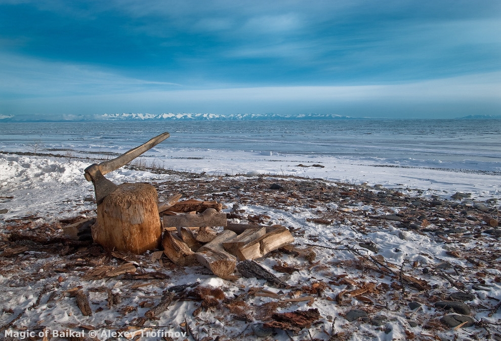 The Magic Of Lake Baikal. Virtual photo exhibition 60