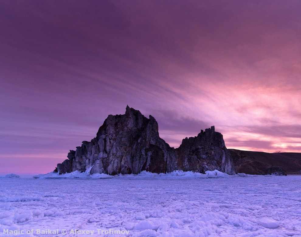 The Magic Of Lake Baikal. Virtual photo exhibition 61