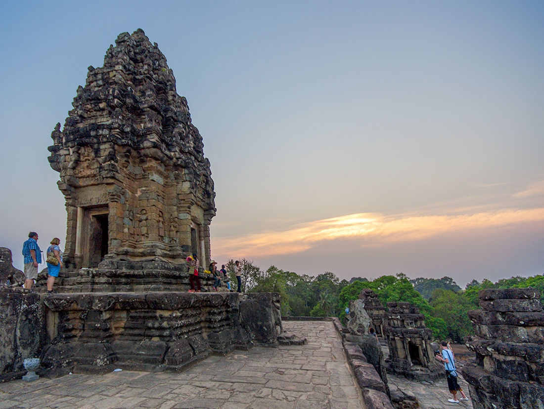 The Temples Of Angkor Wat 06
