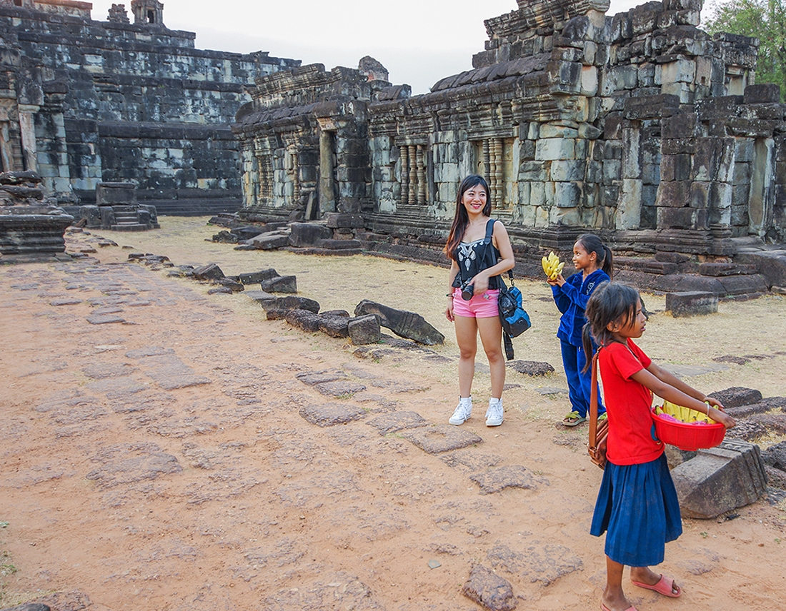 The Temples Of Angkor Wat 09