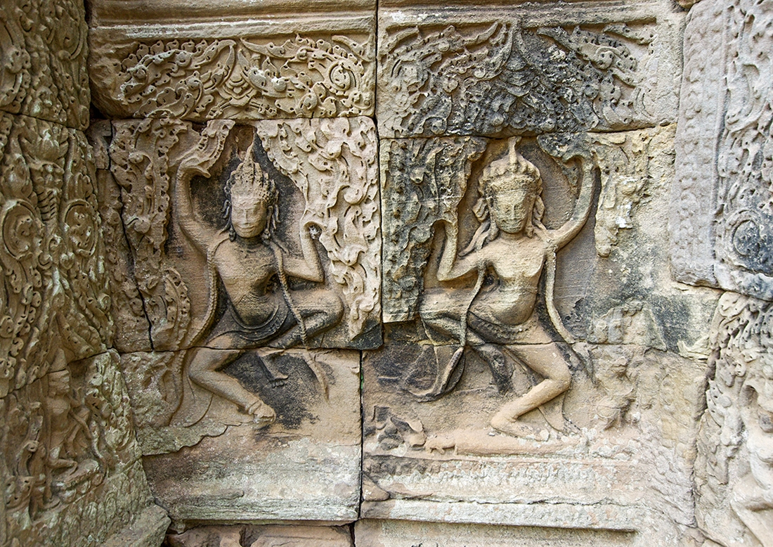 The Temples Of Angkor Wat 25