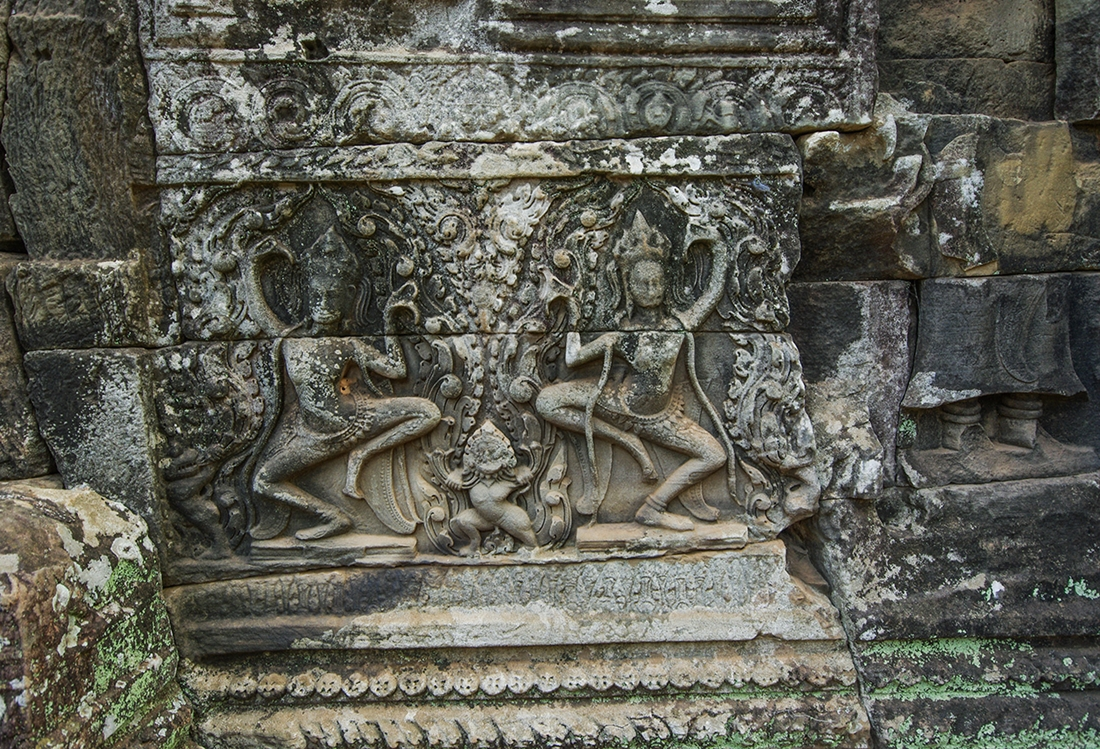 The Temples Of Angkor Wat 26