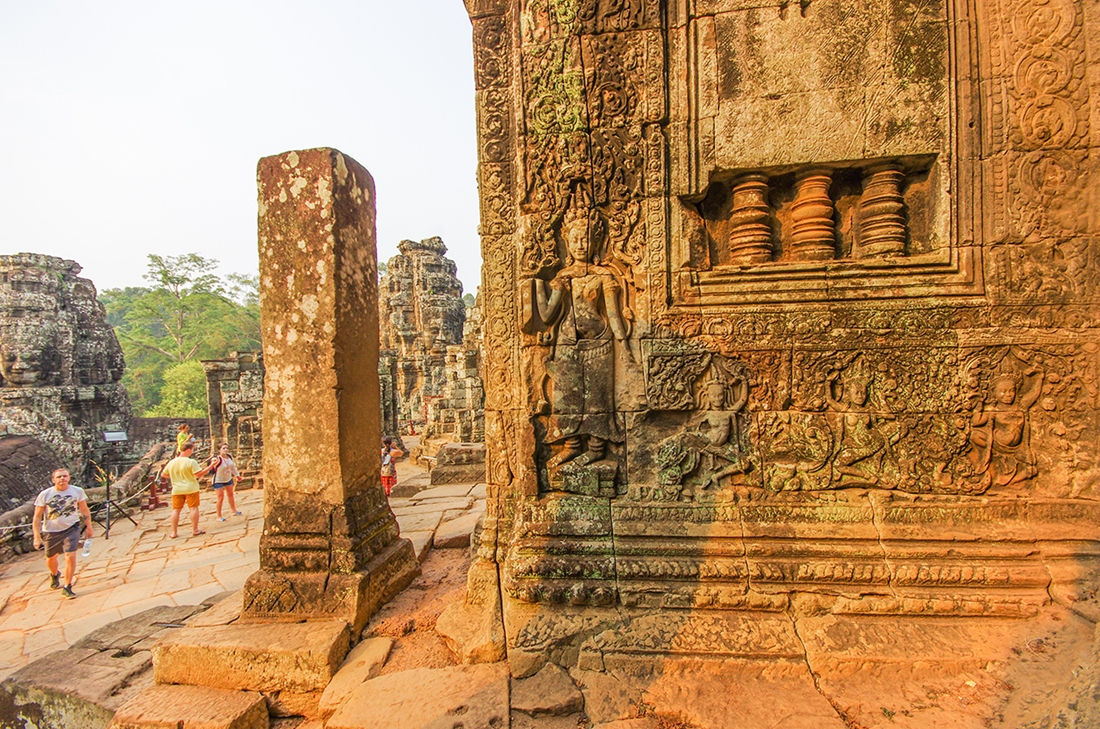 The Temples Of Angkor Wat 29