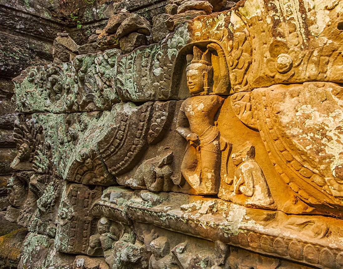 The Temples Of Angkor Wat 31