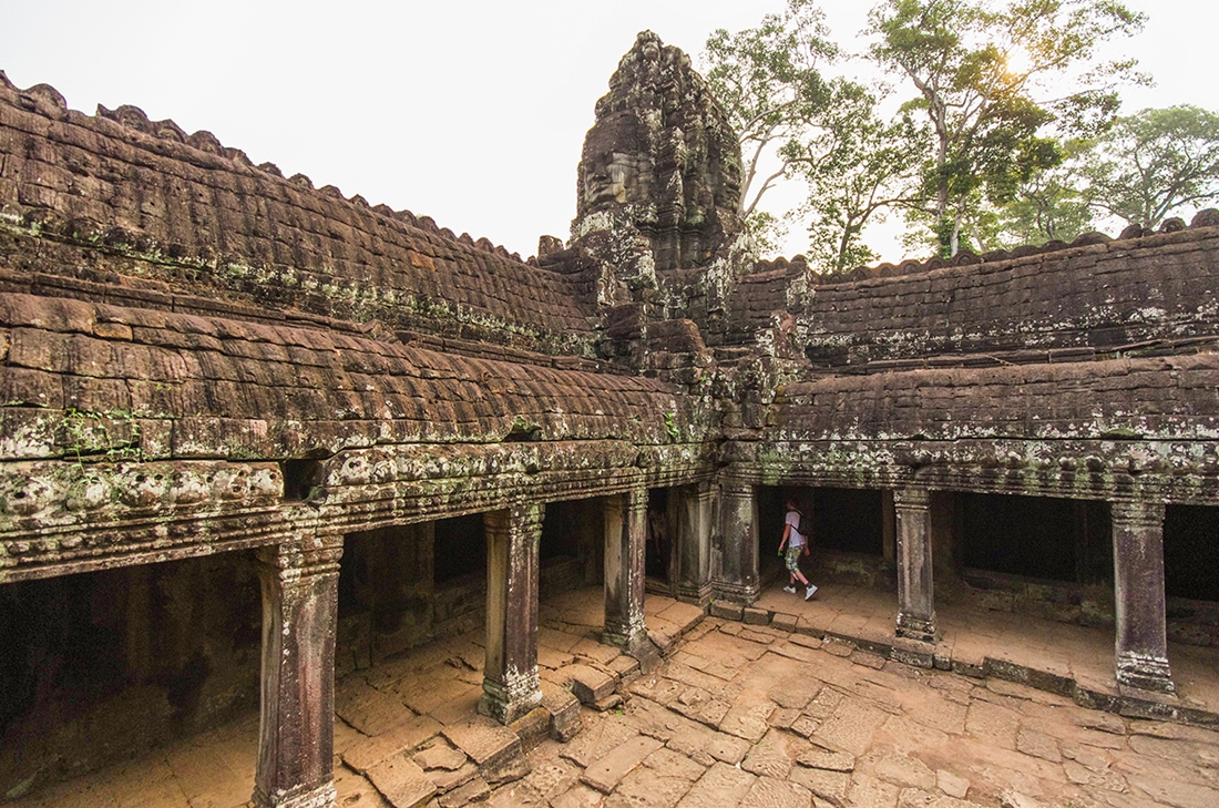 The Temples Of Angkor Wat 32