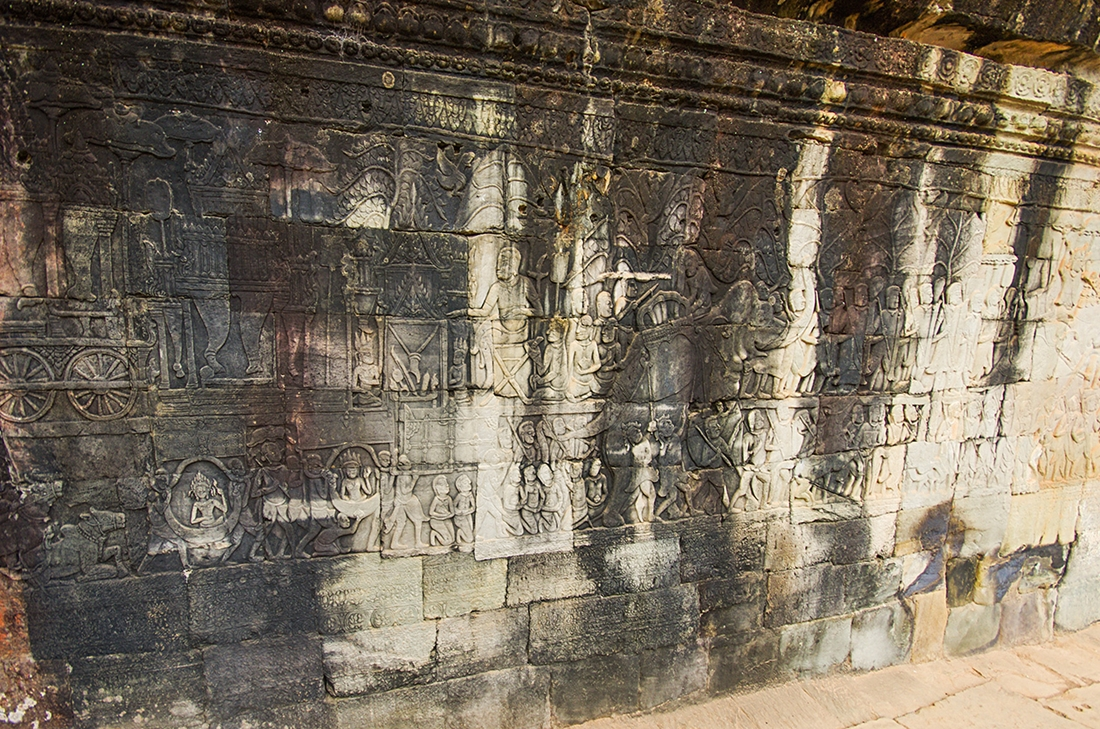 The Temples Of Angkor Wat 33