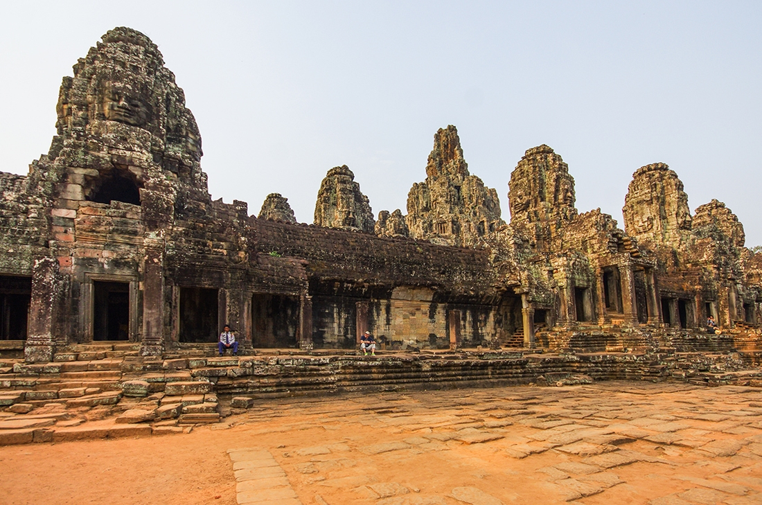The Temples Of Angkor Wat 34
