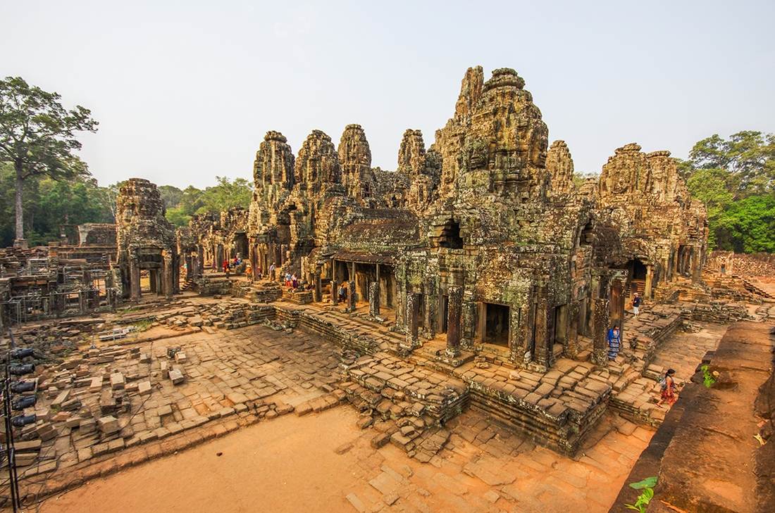 The Temples Of Angkor Wat 35