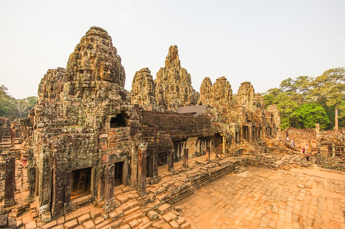 The Temples Of Angkor Wat 36