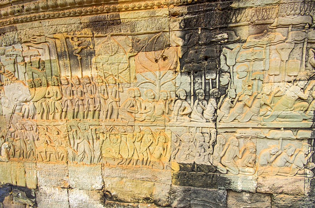 The Temples Of Angkor Wat 37