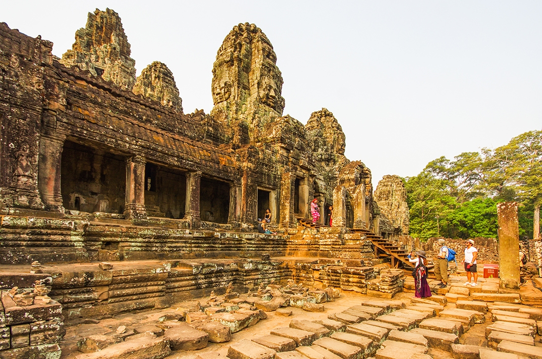 The Temples Of Angkor Wat 38