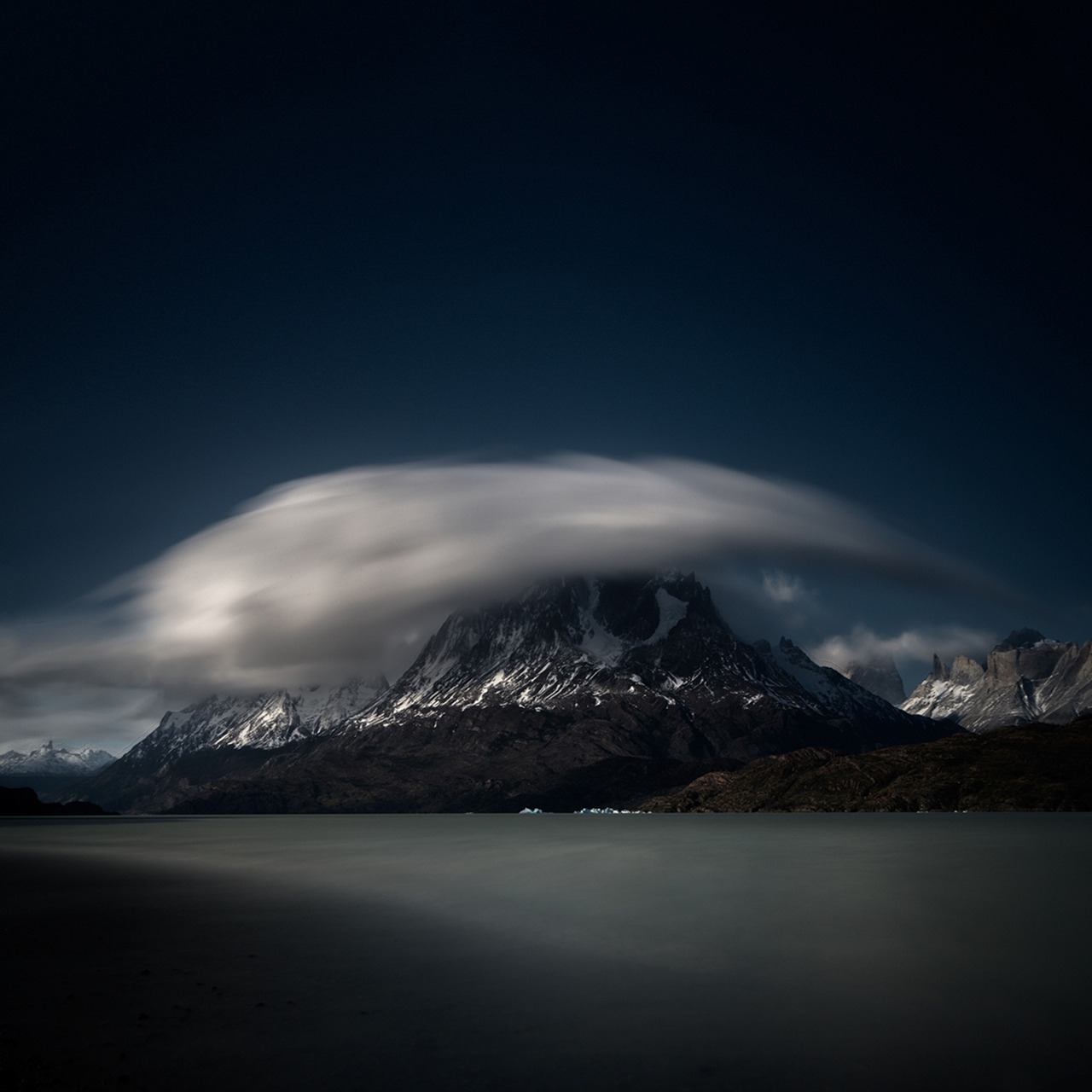 The beautiful scenery mountains Chile photos Andy Lee 03