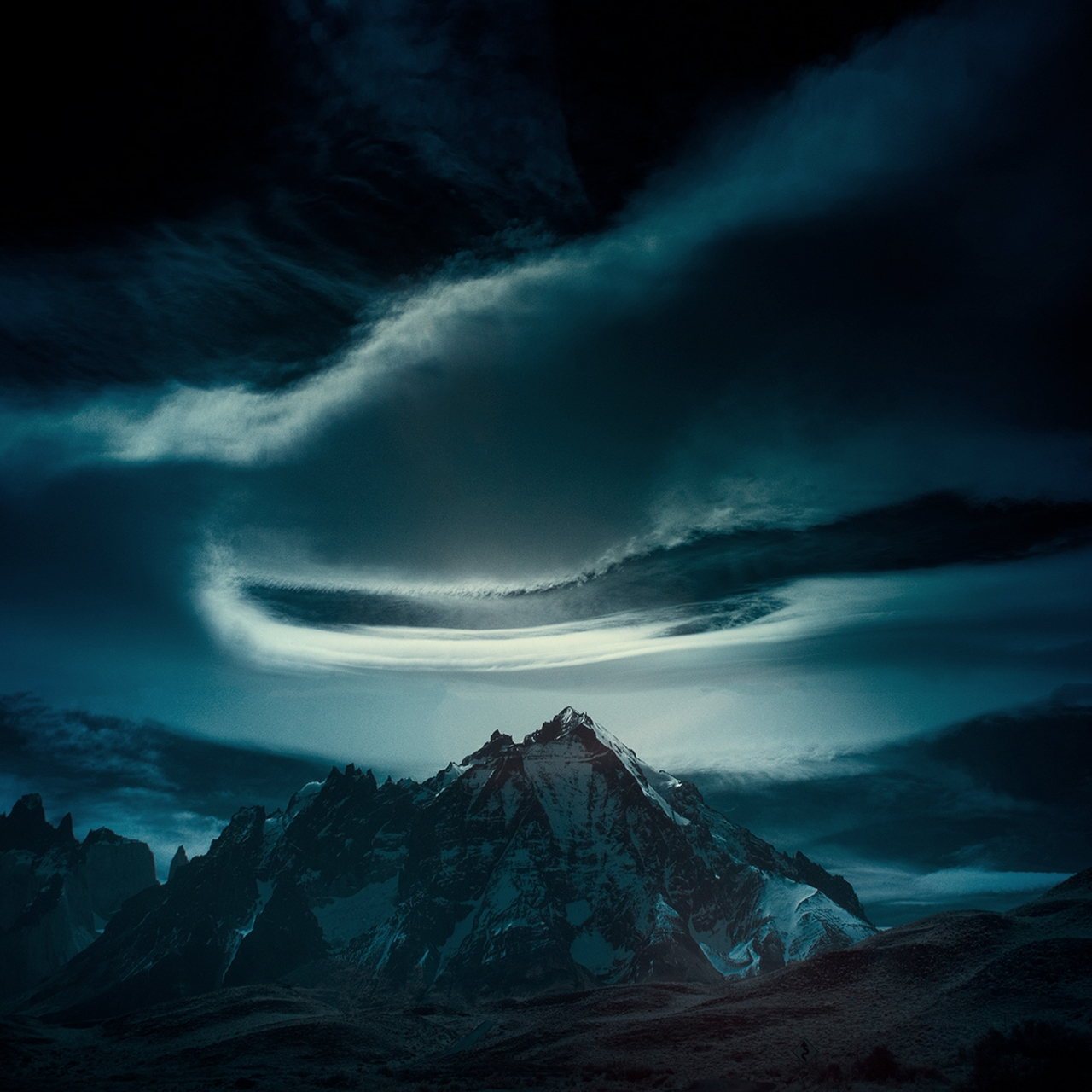 The beautiful scenery mountains Chile photos Andy Lee 04